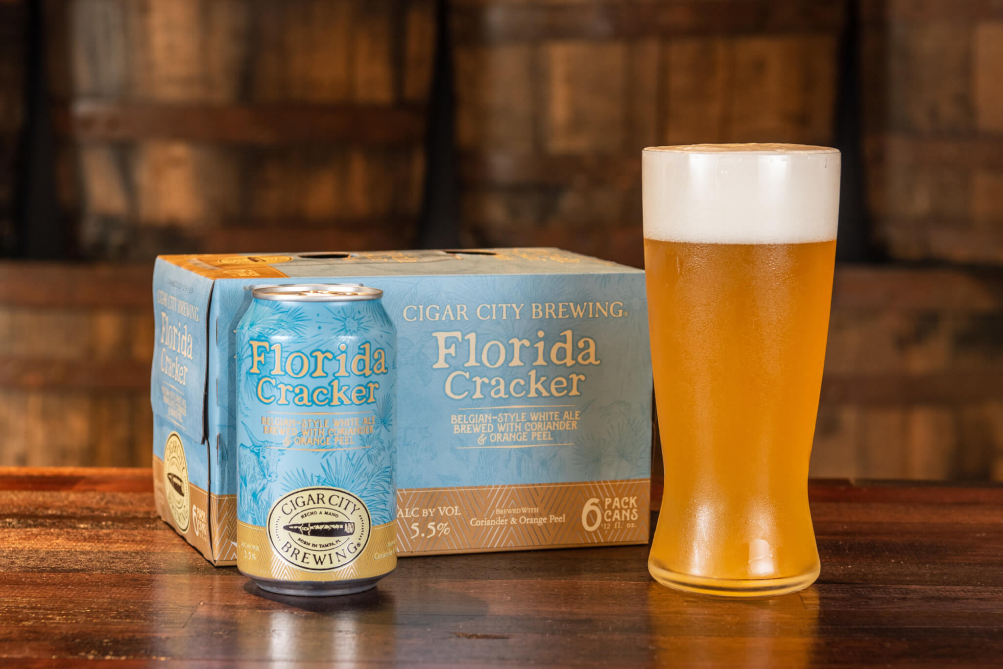 7. Cigar City Florida Cracker