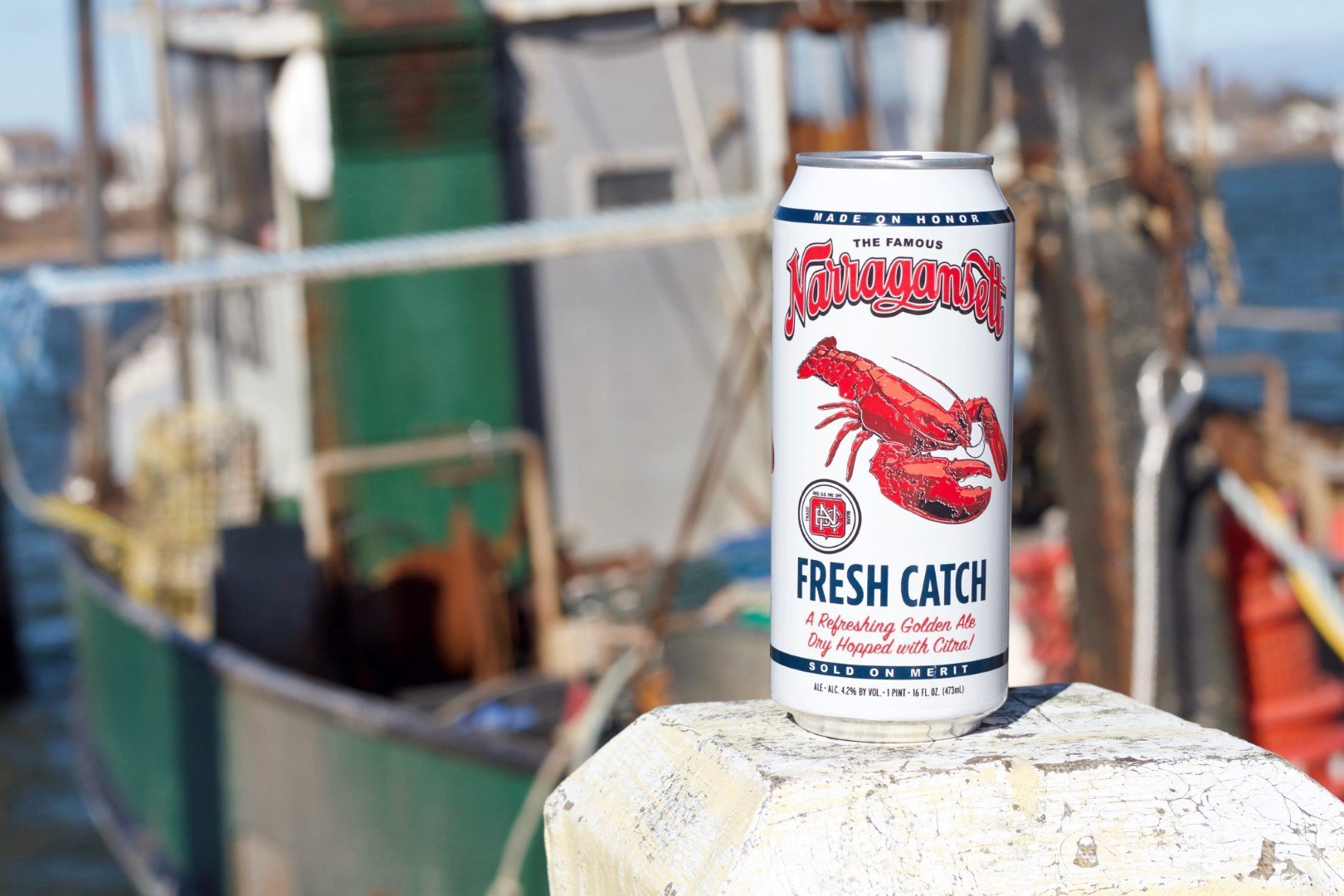 3. Narragansett Fresh Catch