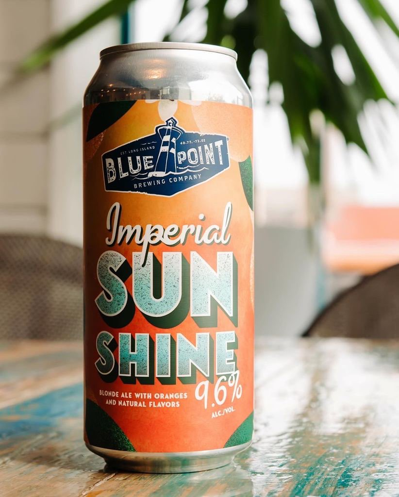 5. Blue Point Imperial Sunshine
