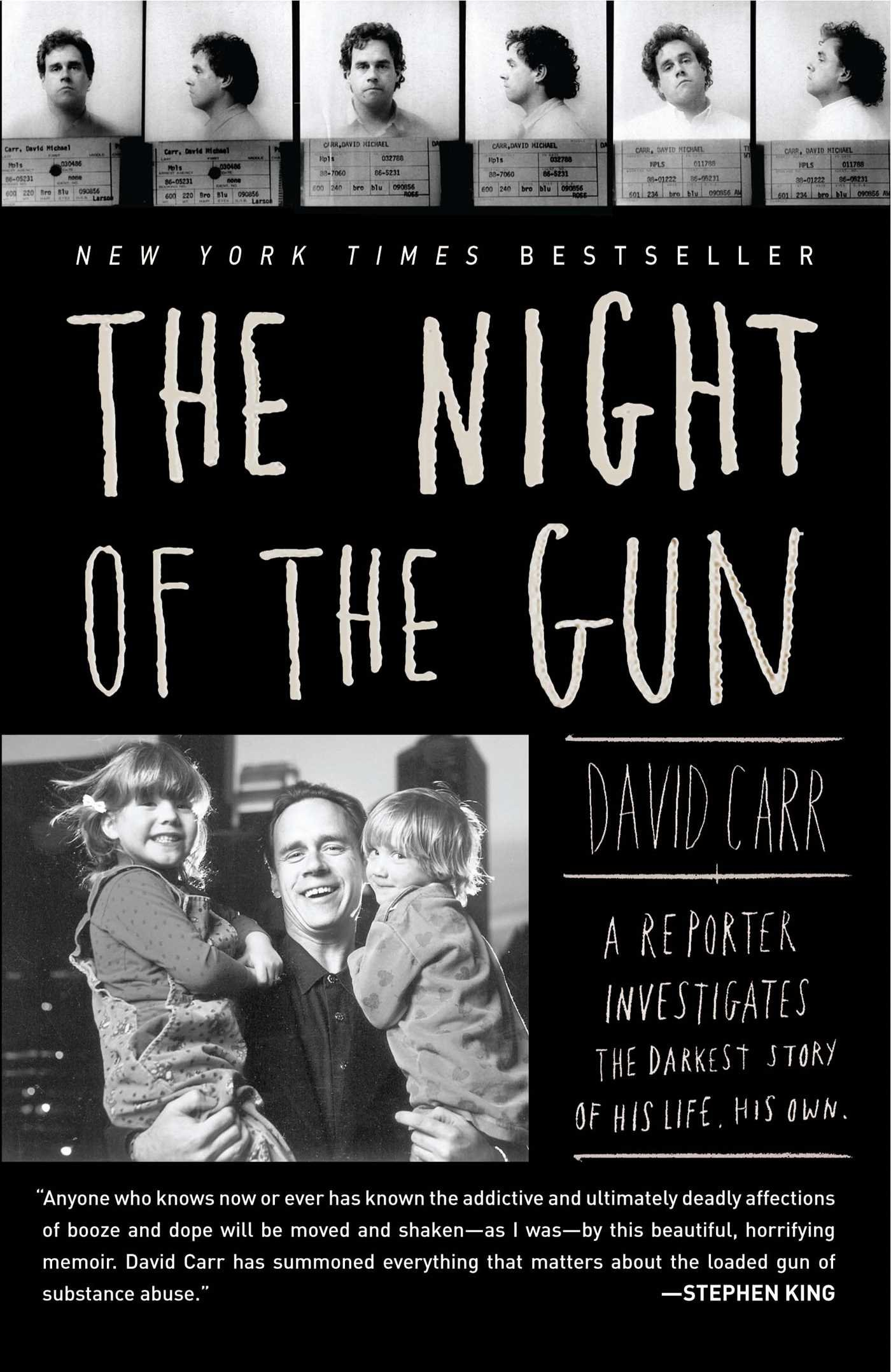 'The Night of the Gun' by David Carr
