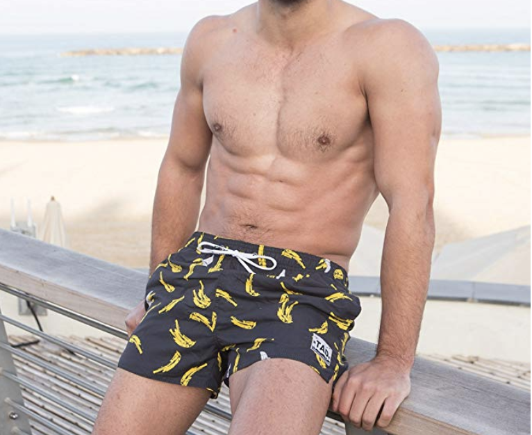 Taddlee Men's Swim Trunks
