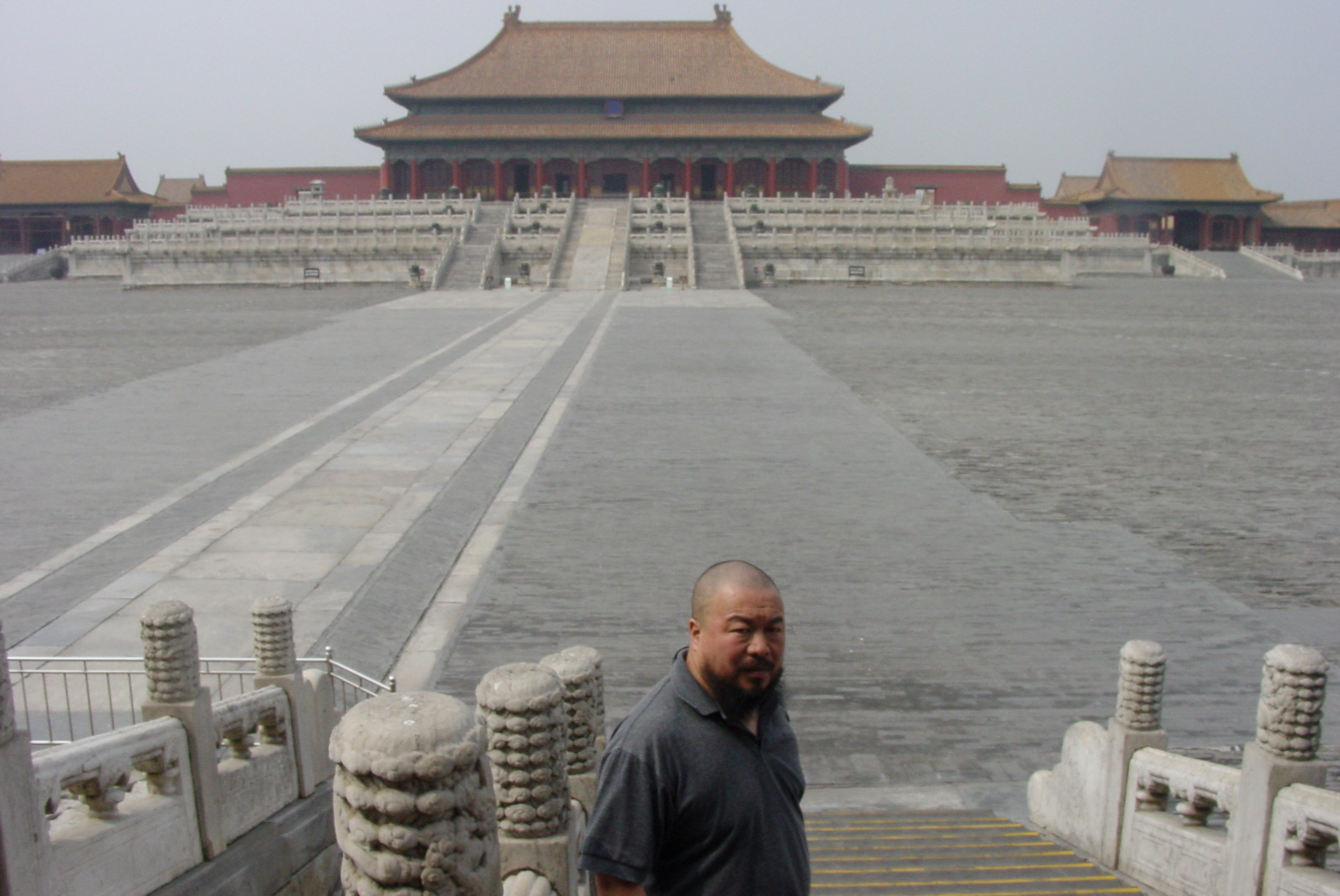 """""""#AiWeiwei"""" Exhibit at the Museum of Contemporary Photography, Chicago."""
