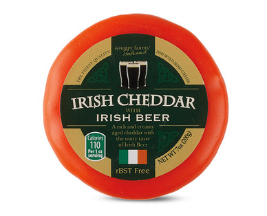 Irish Cheddar With Beer