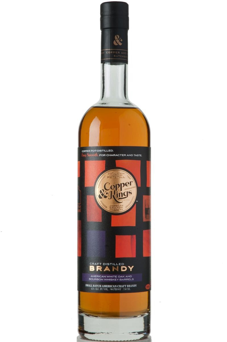 Copper & Kings American Craft Brandy