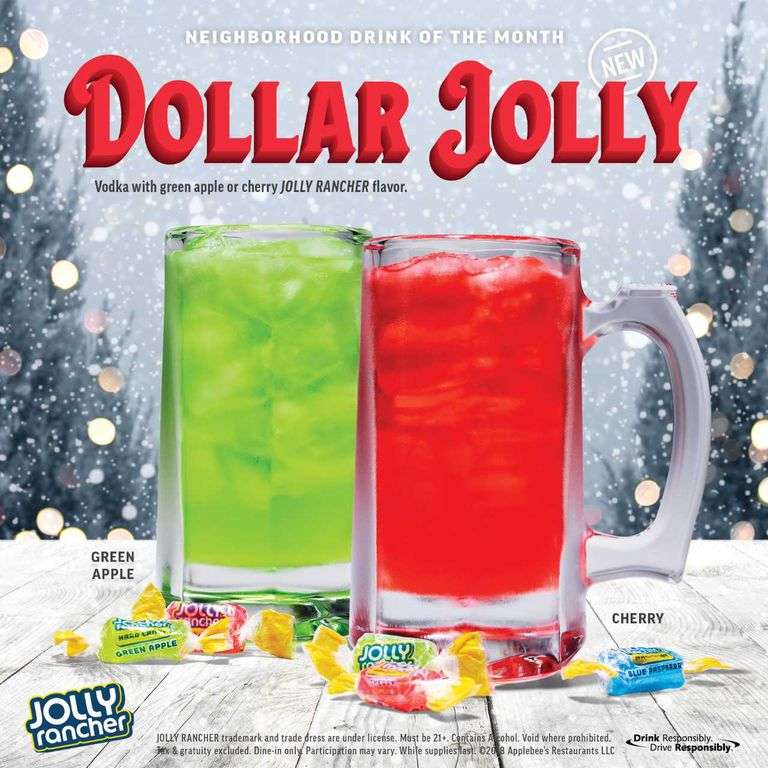 Dollar Jolly Rancher