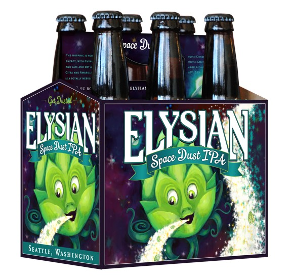 Elysian Space Dust