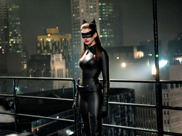 Catwoman: Now
