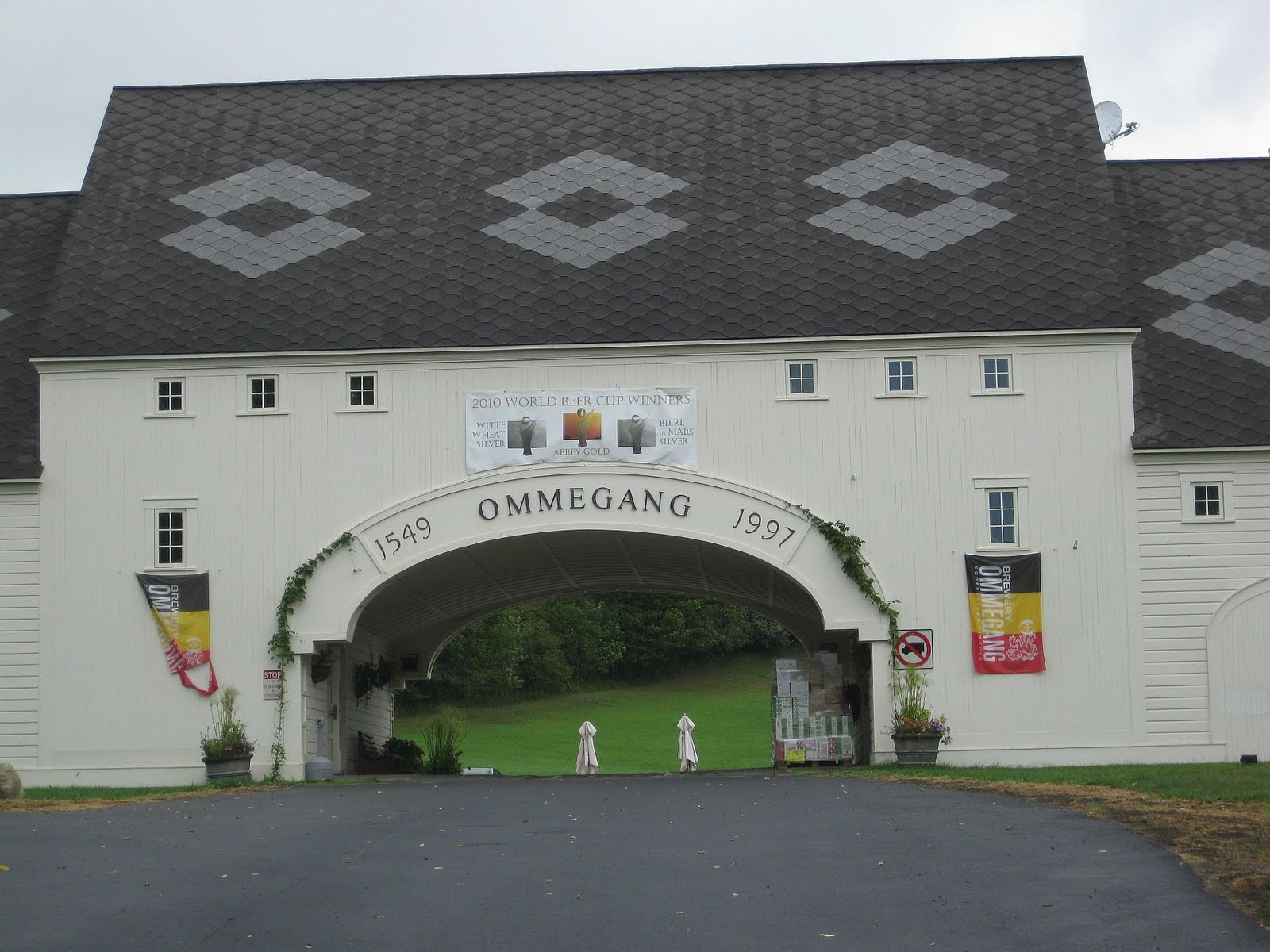 Brewery Ommegang (Cooperstown, New York)