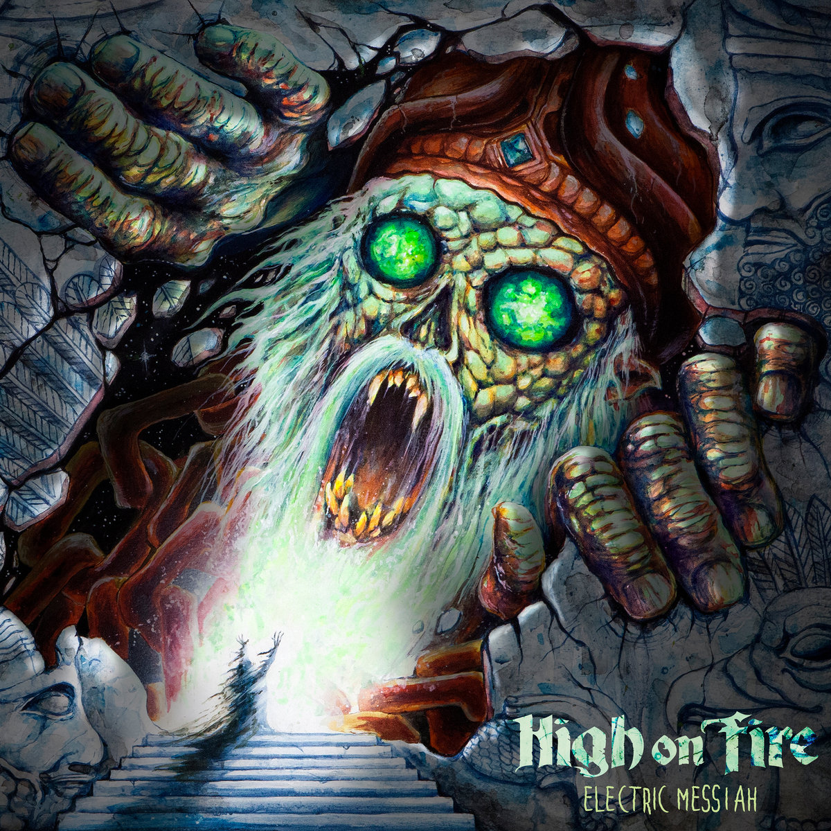 High on Fire: 'Electric Messiah'