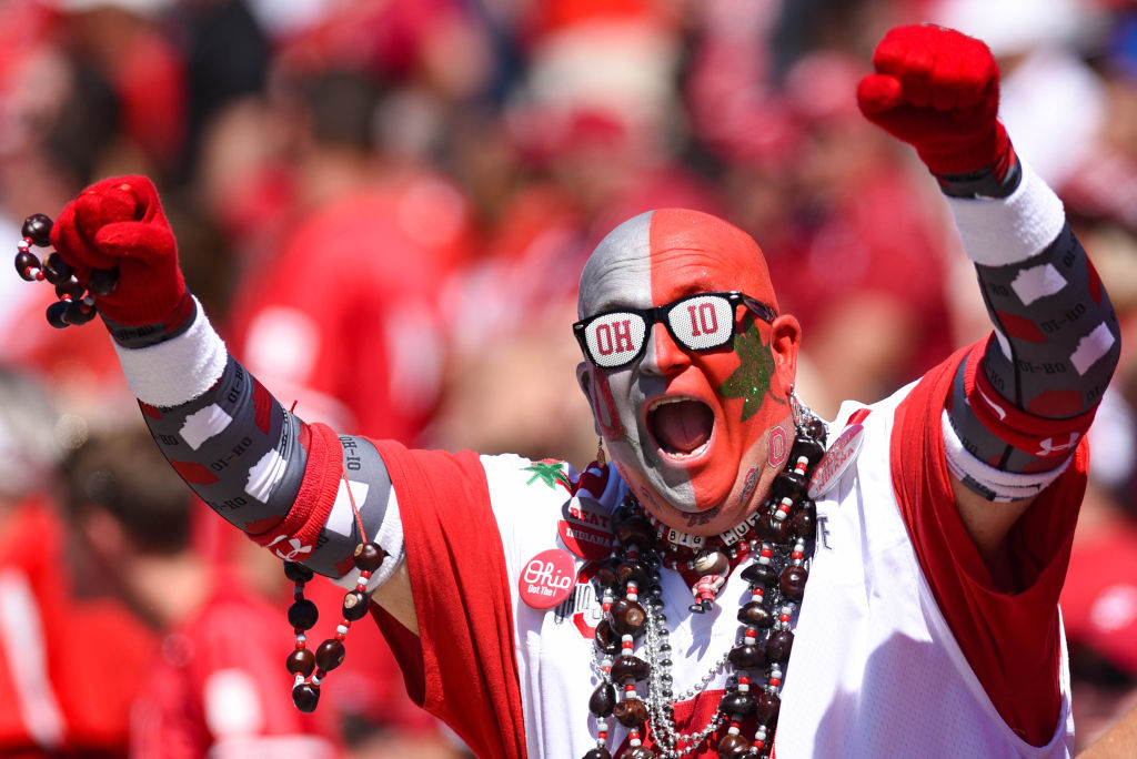 7. Ohio State (The Thirsty Scholar)