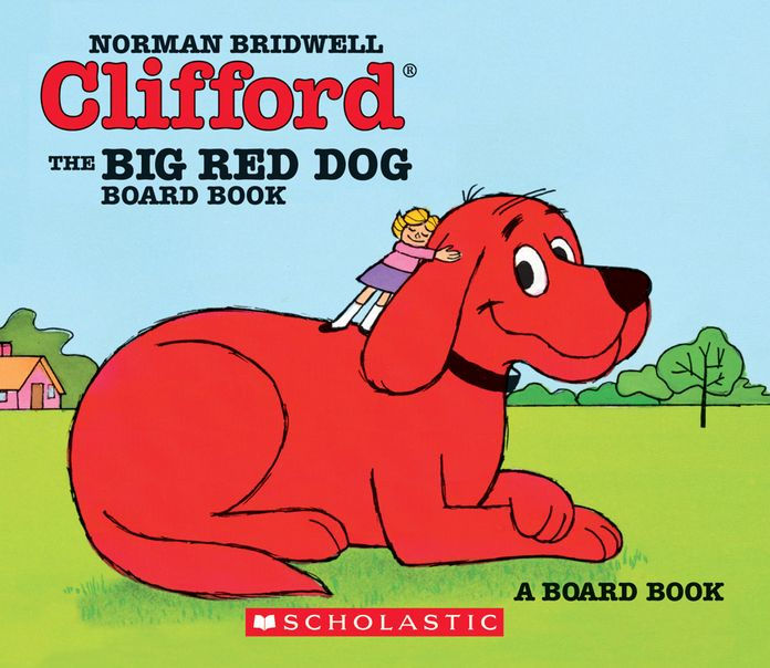 11. 'Clifford the Big Red Dog'