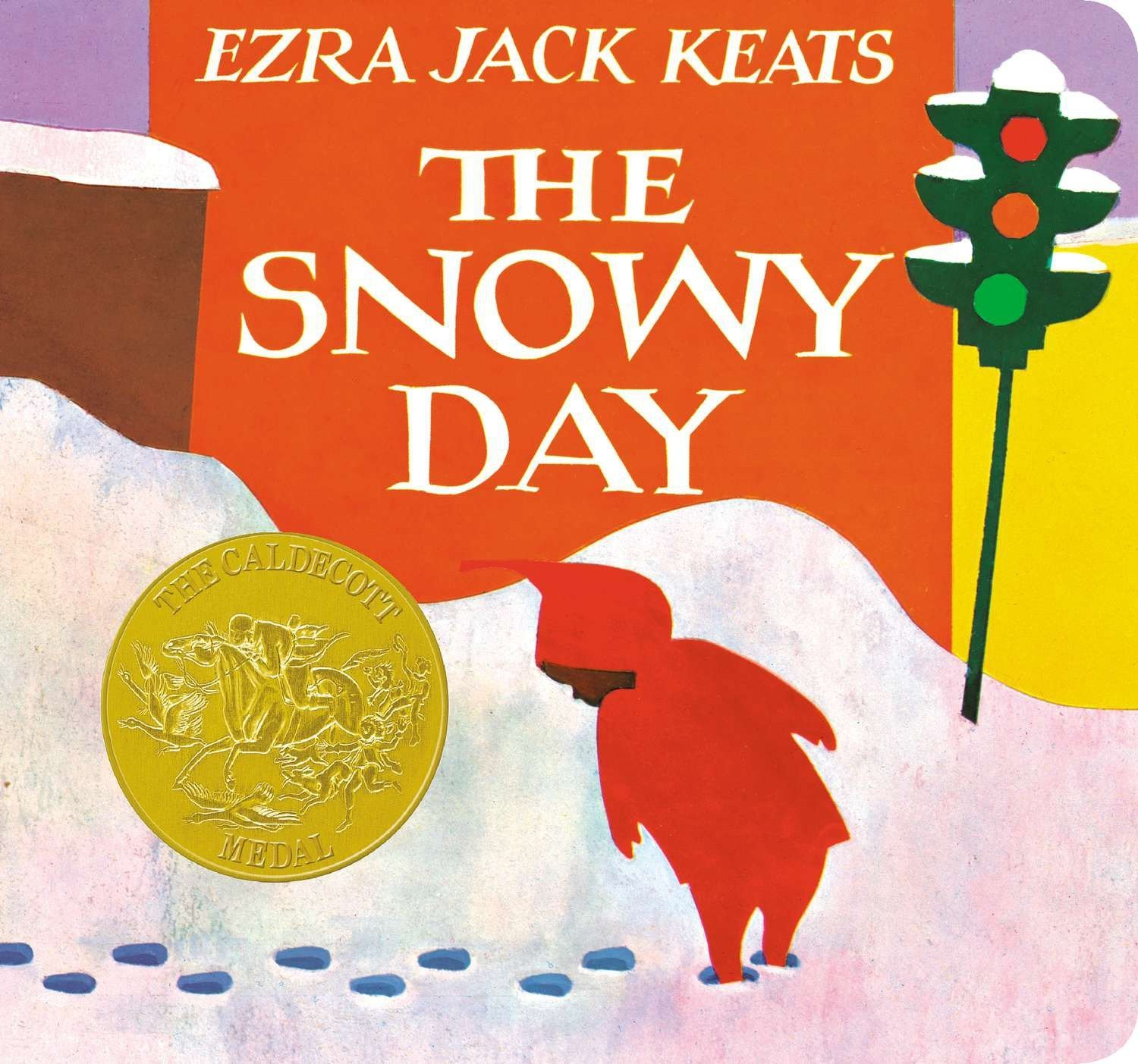 10. 'The Snowy Day'