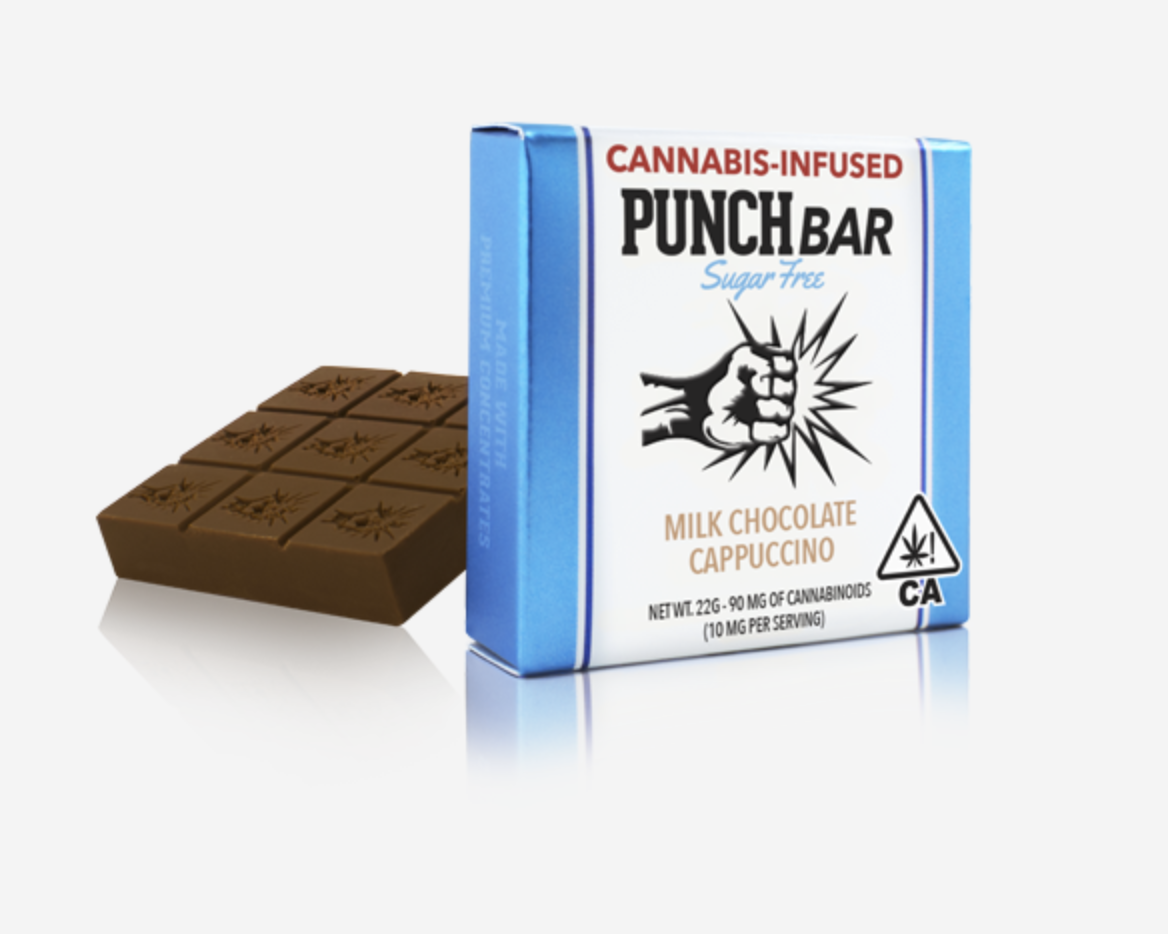 Punch Bar Edible Sugar Free Chocolate