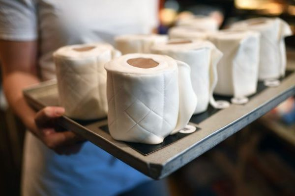 Hilariously Creative Bakers Want You to Have Your Toilet Paper and Eat It, Too