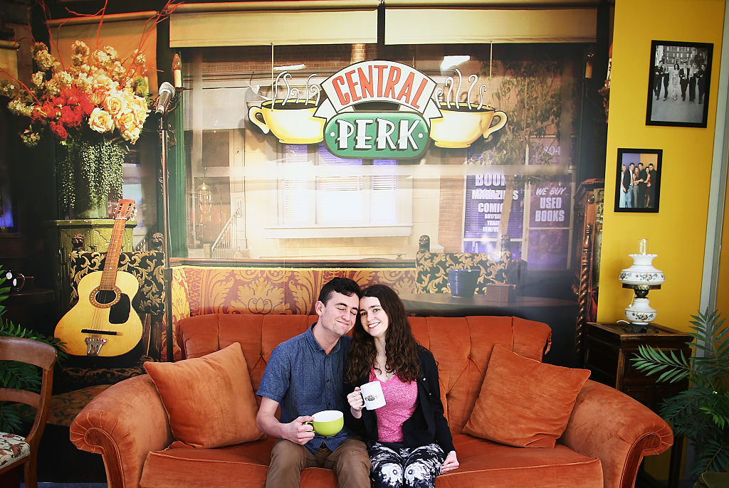 Central Perk from 'Friends'