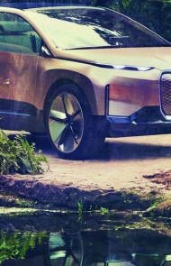 BMW Vision iNext Concept #4