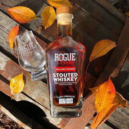 Rogue Stouted Whiskey