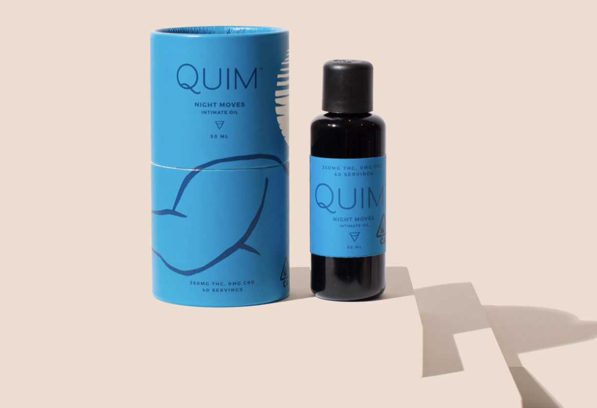 Quim Night Moves: Intimate Oil