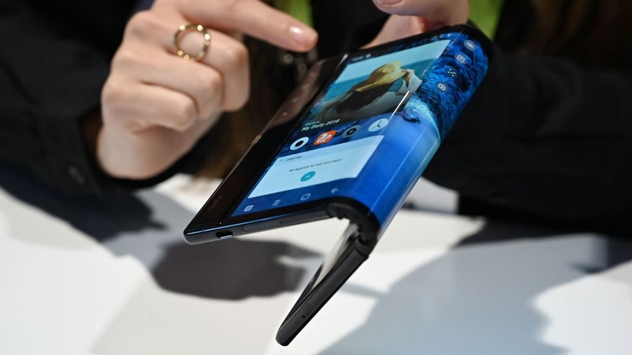 Foldable Phones and Tablets