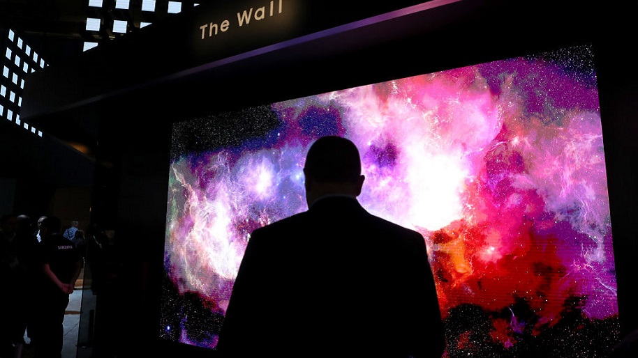 Ever-Expanding Televisions