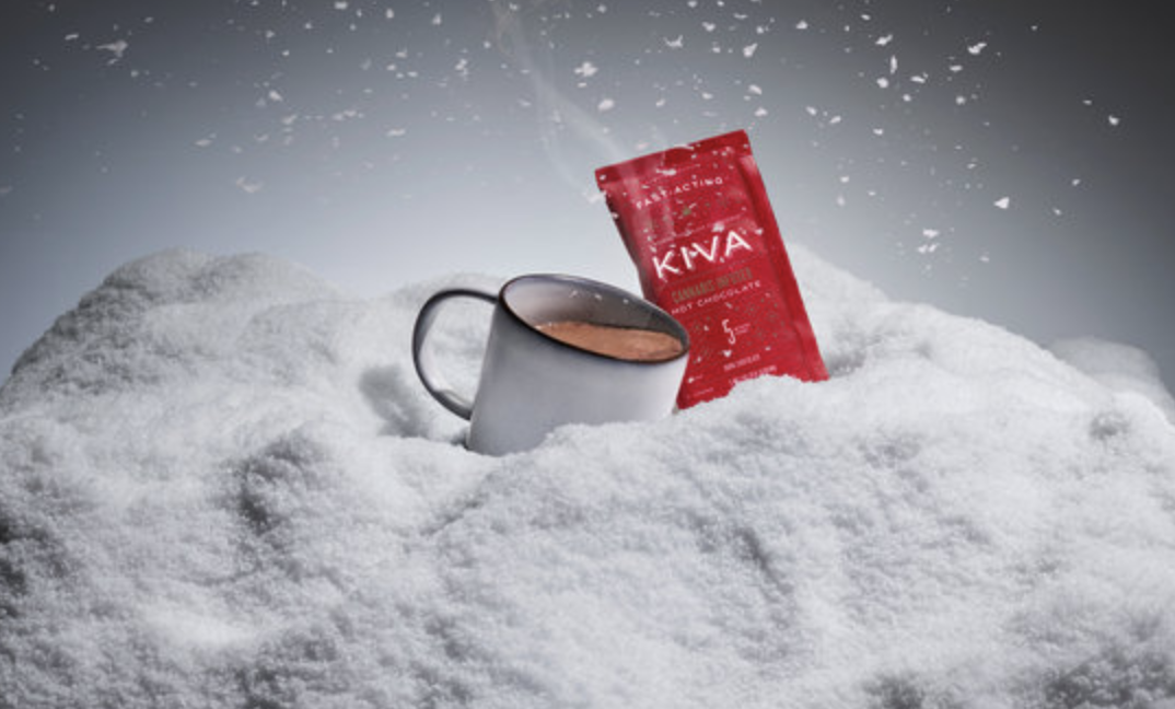 Kiva Cannabis-Infused Hot Chocolate