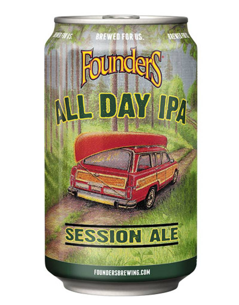 Monday (Founders All Day IPA)