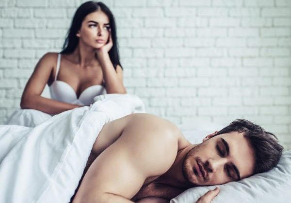 Constant Cravings: What to Do When Her Sexual Appetite Is Much Bigger Than Yours