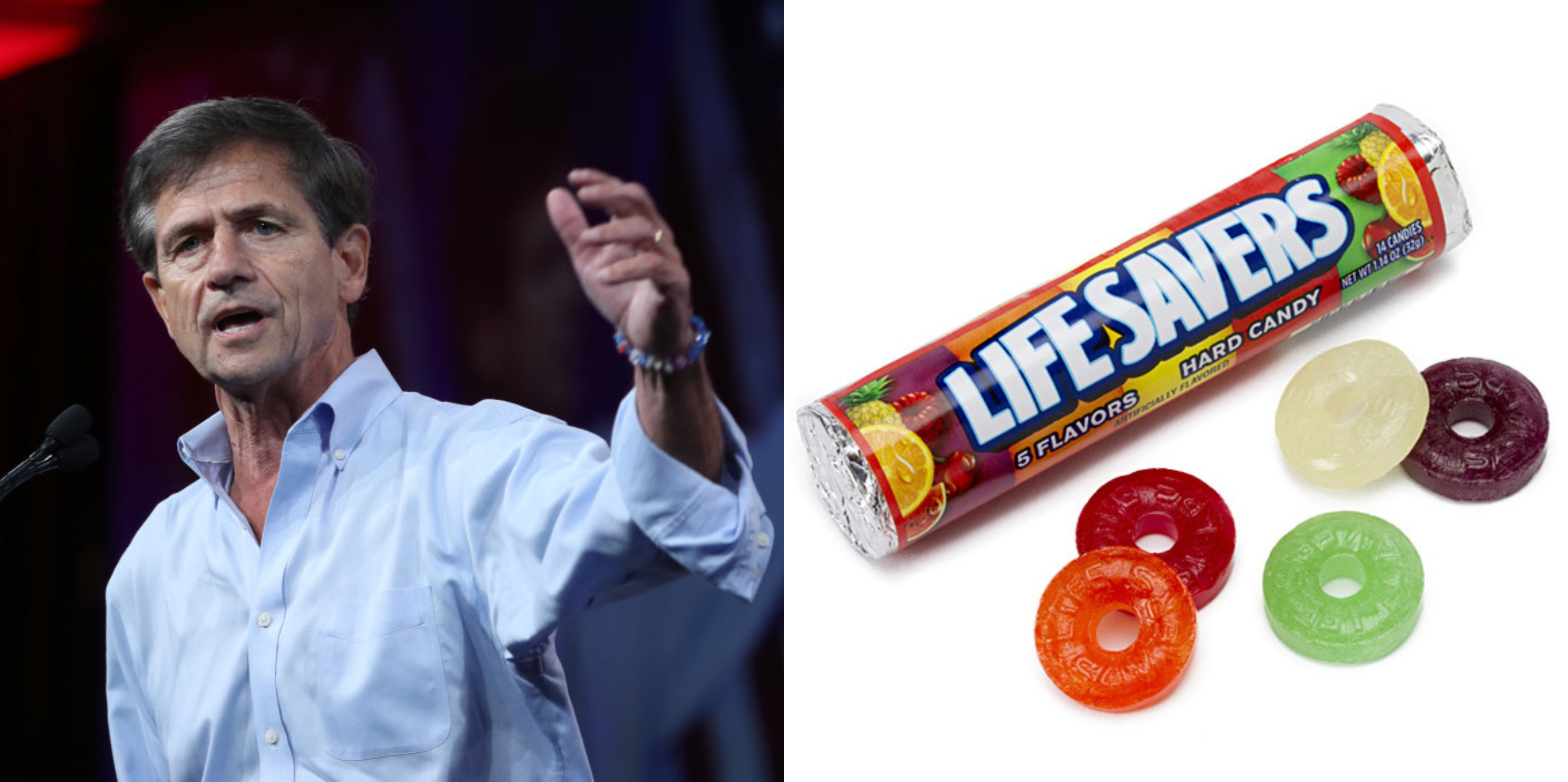 Joe Sestak – Lifesavers