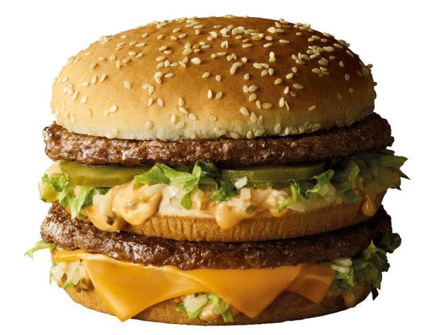 5. McDonald's Big Mac