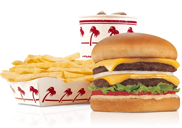3. In-N-Out Double Double