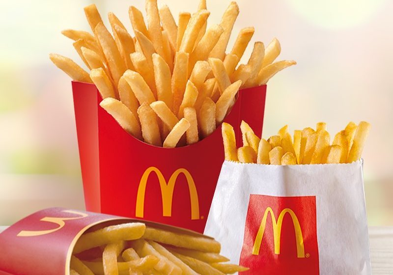 7. McDonald's French Fries