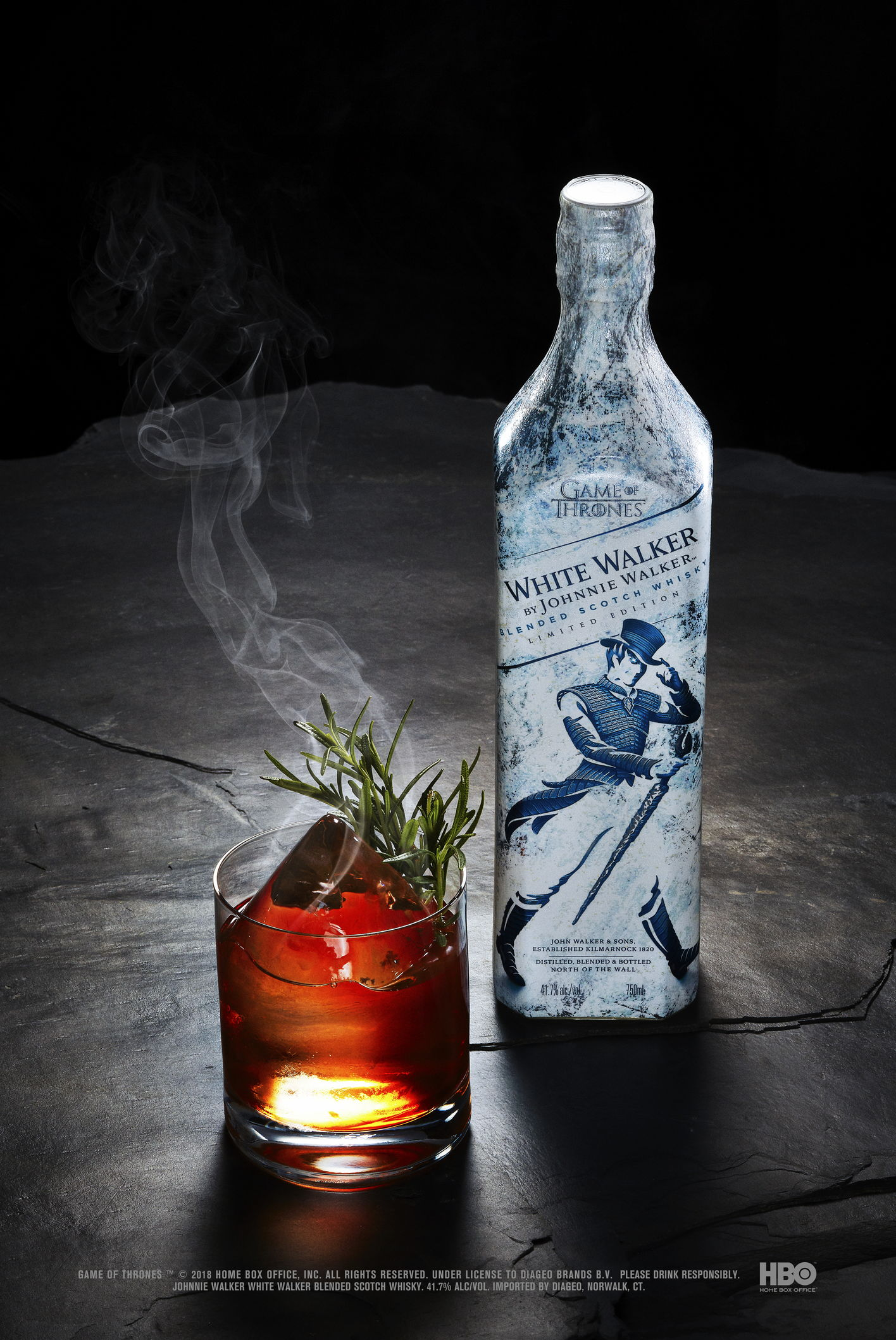 Dragonglass Old-Fashioned