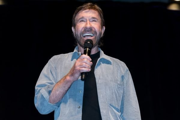 Chuck Norris Will Crash Your Quarantine (For a Price), And Other Celebrities You Can Rent With New App