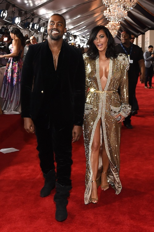 Grammys Fashion: Kanye West