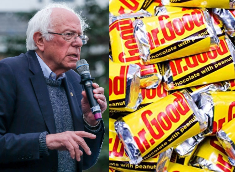 If Each of the Remaining Democratic Candidates Were a Halloween Candy, This Is What They'd Be