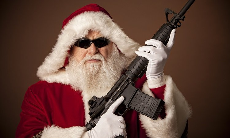 Guns Might Not Be The Best Employee Christmas Gift After All