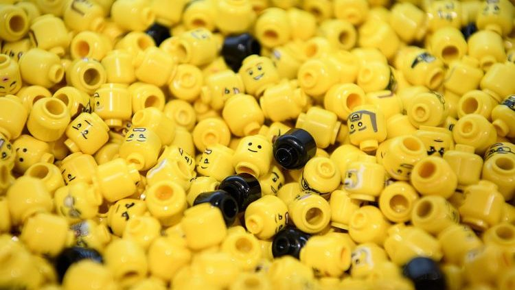Doctors Ate Lego Heads For This Crappy Study