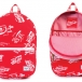 Lawson Backpack in Red