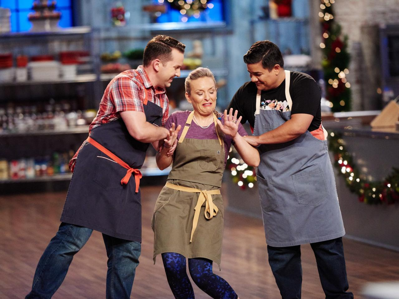 'Holiday Baking Championship'