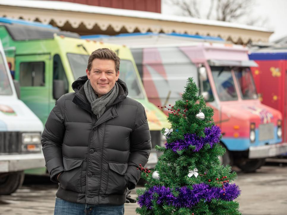 'The Great Food Truck Race: Holiday Hustle'