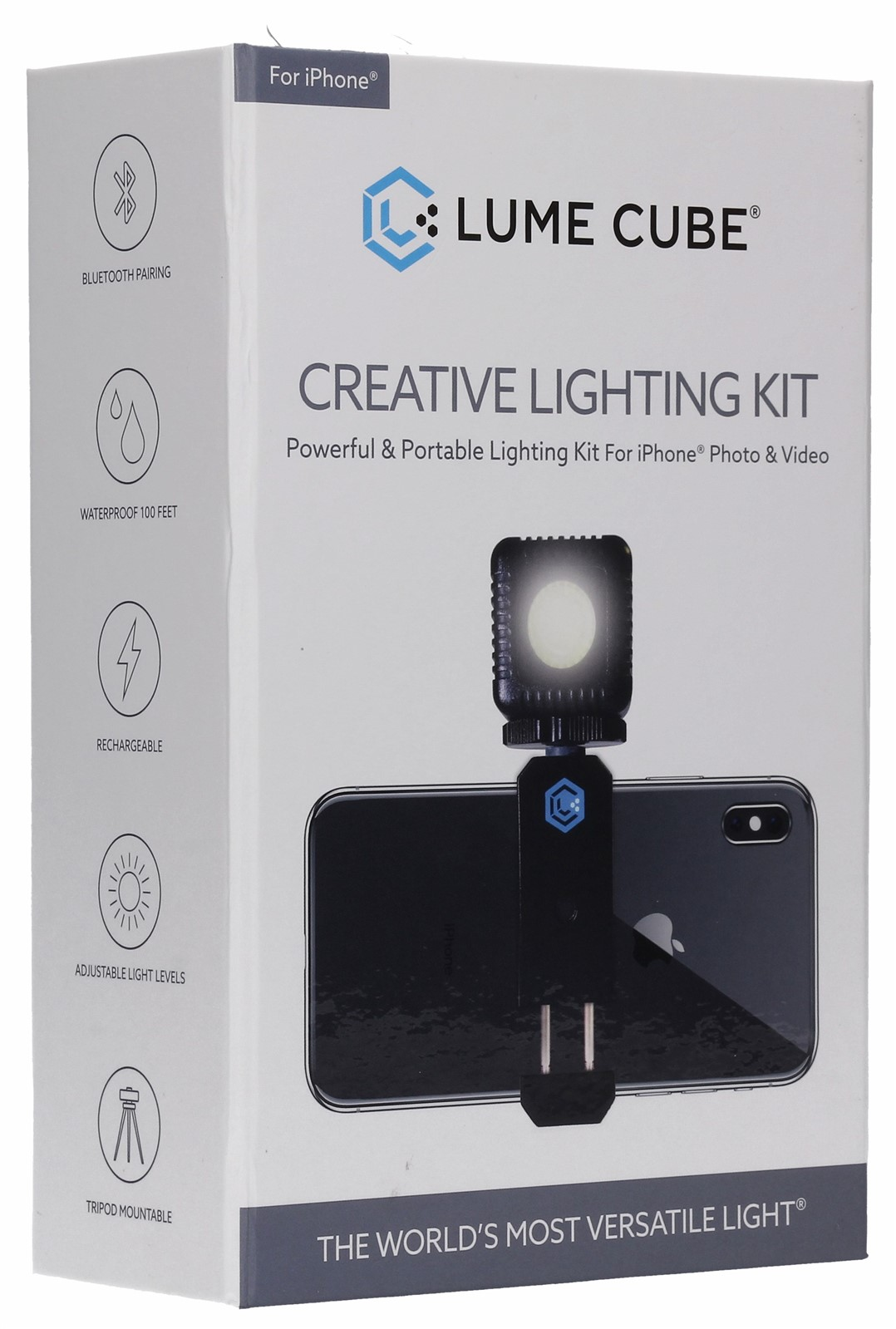 Lume Cube Creative Lighting Kit for iPhone