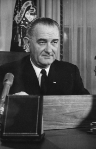 Lyndon B. Johnson named his penis