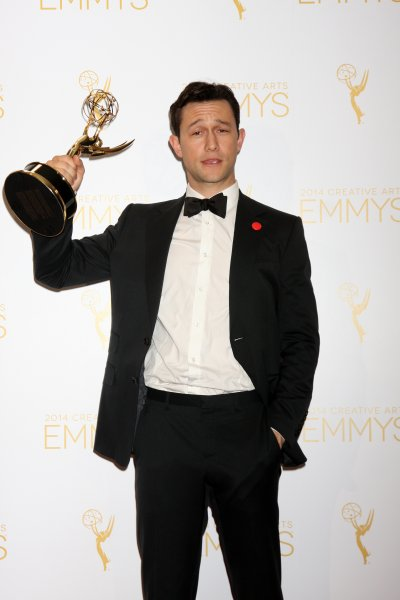 Creative Primetime Emmy Awards 2014 - Press Room, also known as the technical emmys, and guest actors are also presented, along with special juried awards.Featuring: Joseph Gordon-LevittWhere: Los Angeles, California, United StatesWhen: 17 Aug 2014Credit: Nikki Nelson/WENN.com