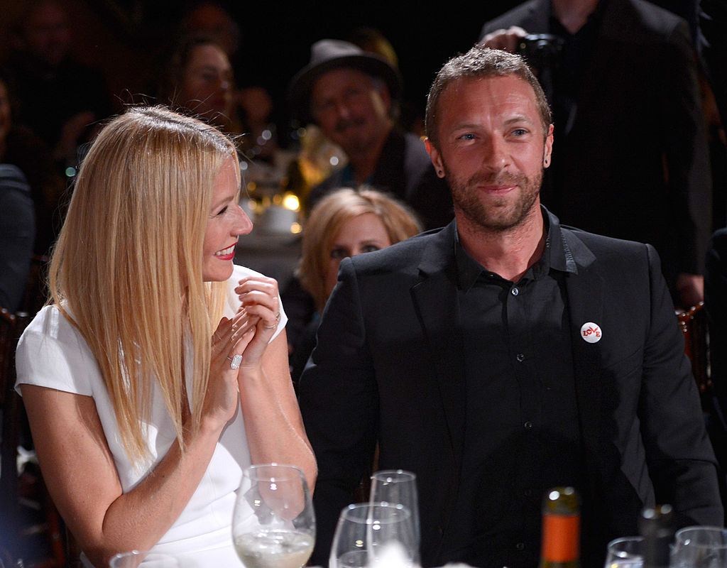 18. Gwyneth Paltrow and Chris Martin
