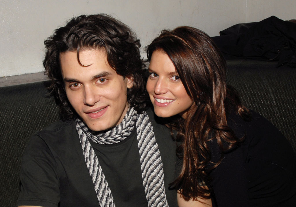 16. John Mayer and Jessica Simpson