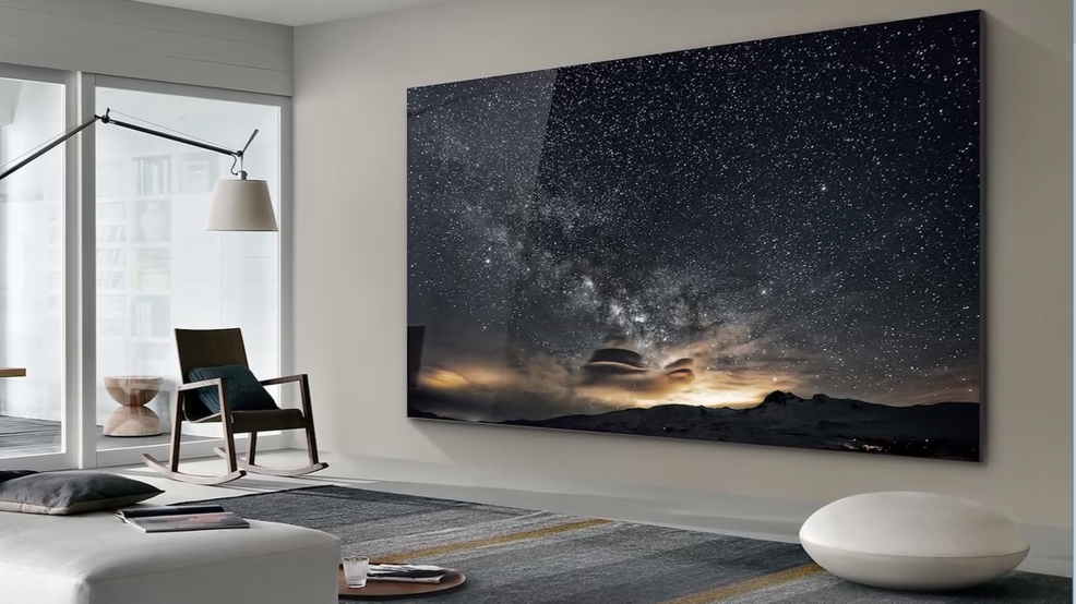 A Wall You Want: The Wall by Samsung