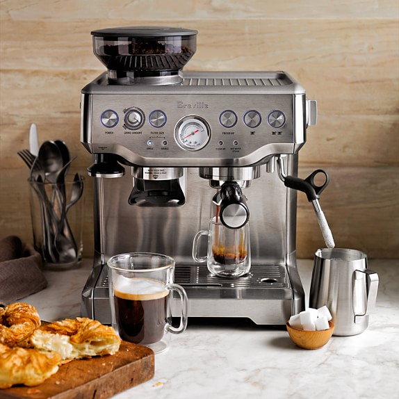 Life In Americano: The Breville Barista Express