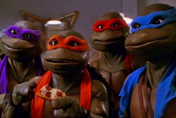 Cowabunga! The Cast of 'Teenage Mutant Ninja Turtles' Is Having a Zoom Pizza Party to Celebrate the Film's 30th Anniversary