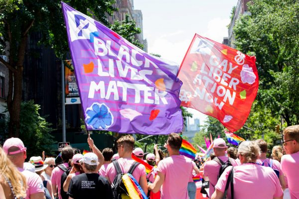 The Pride Community Teams Up With Black Lives Matter For Ultimate Power Punch, Lord Help You If You're Not a Supporter