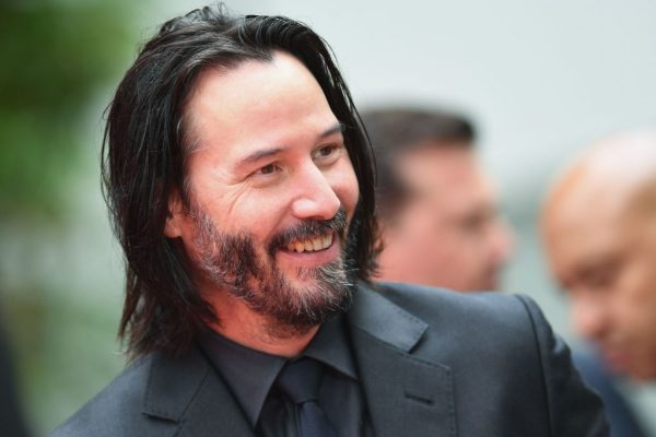 Keanu Reeves Auctions Off Zoom Date to Help Children With Cancer